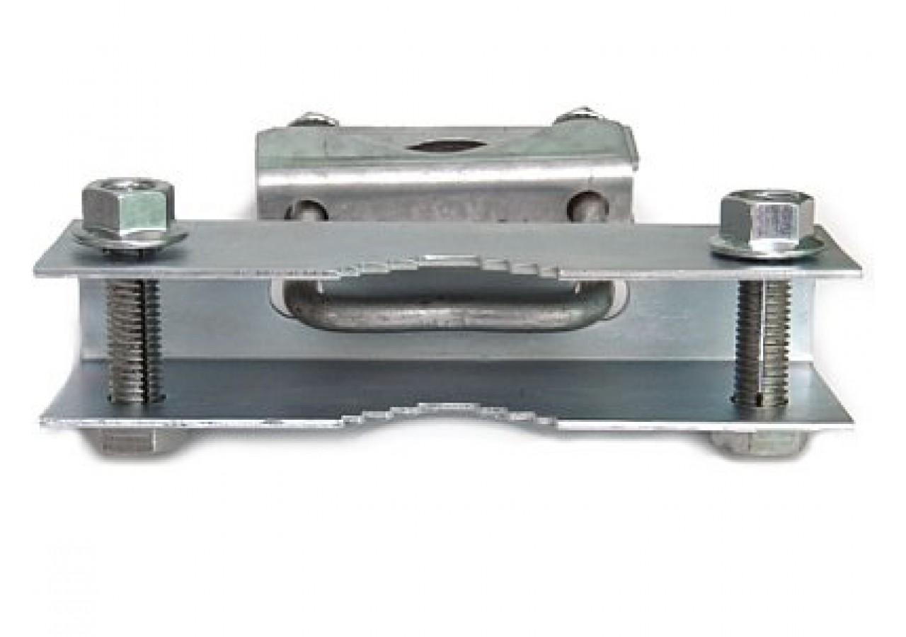 Mast bracket tape clamp d h mounting